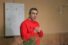 Clase con Miguel Ángel González